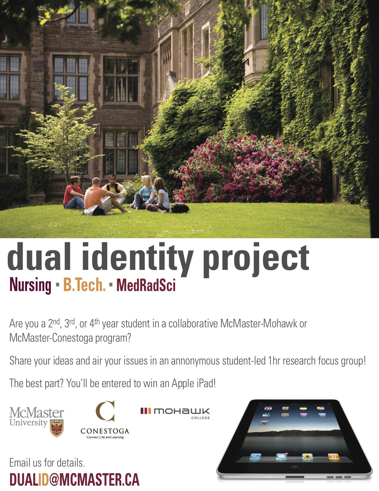 Dual Identity Project Poster October 3, 2013