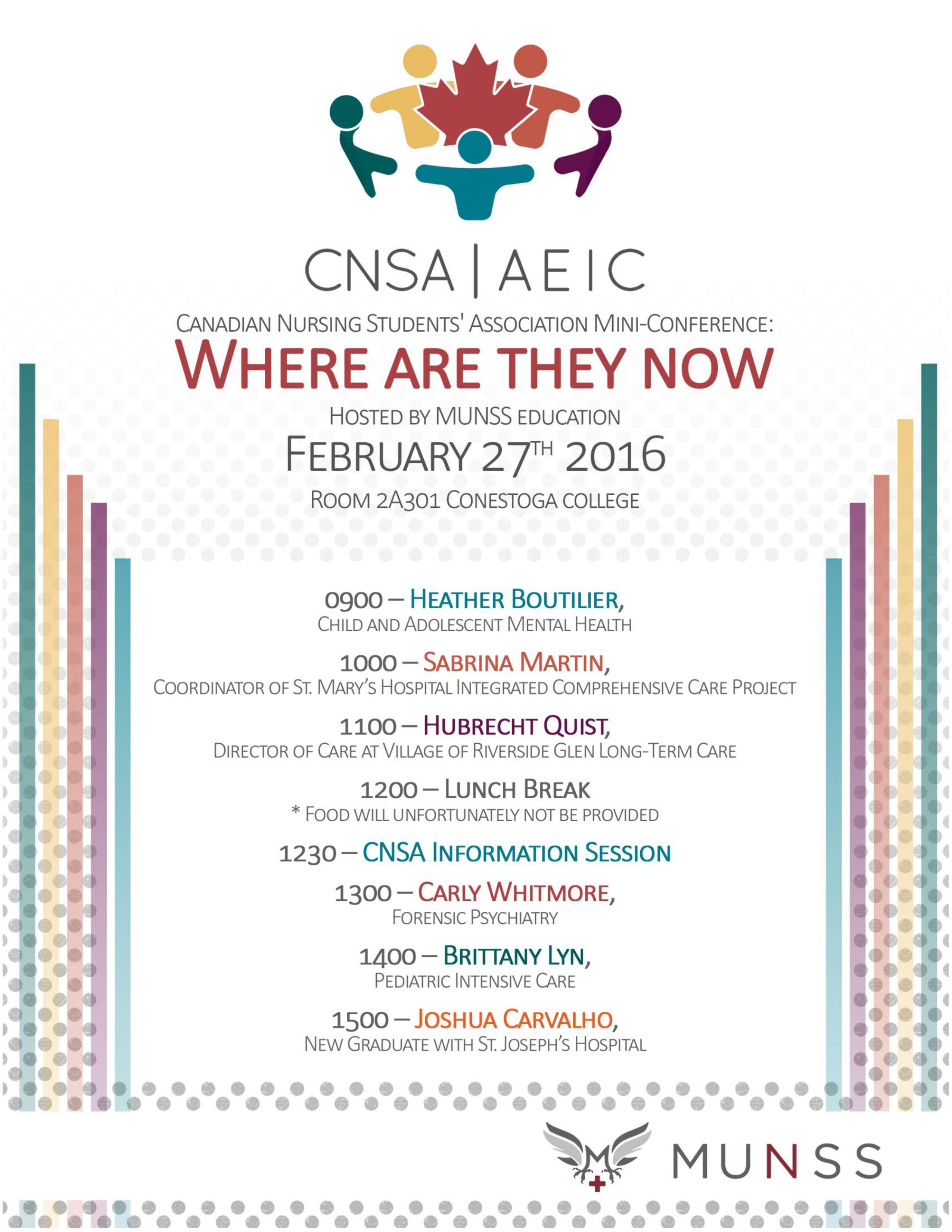 cnsa mini conference